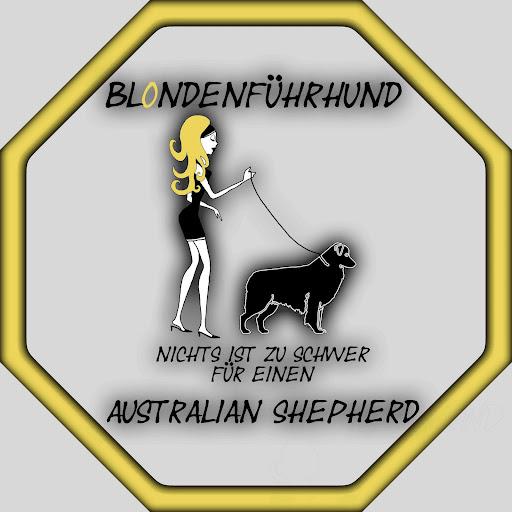 Blondenführhund