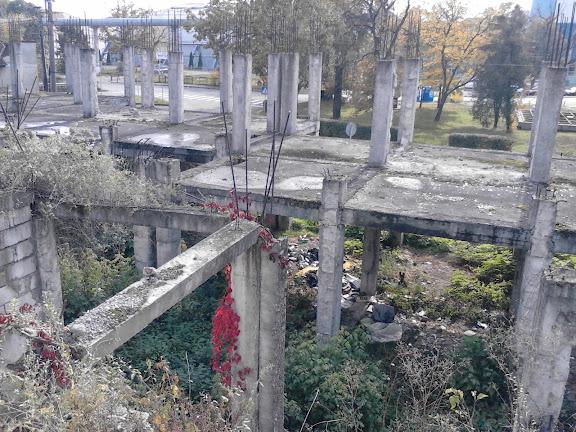 Natura versus construcţiile oamenilor #5