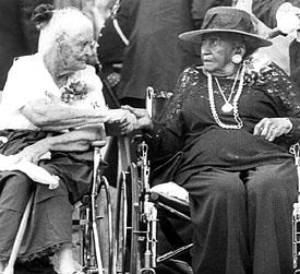 Альберта Мартин ( Alberta Martin ) и Дейси Андерсон ( Mrs. Daisy Anderson).