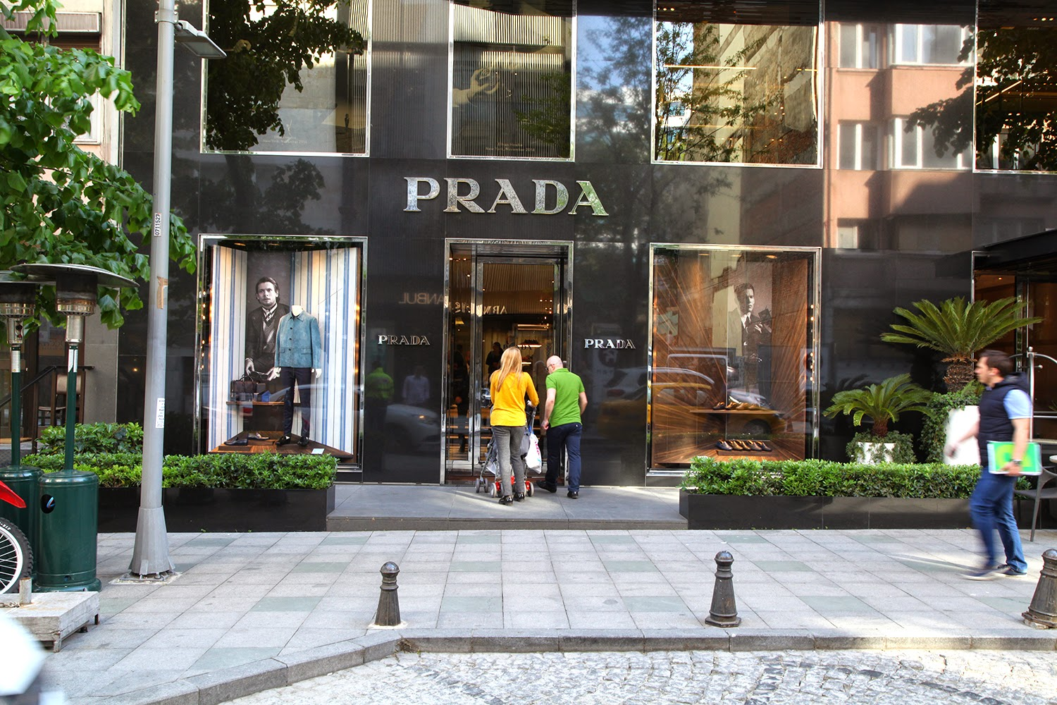 prada in nisantasi