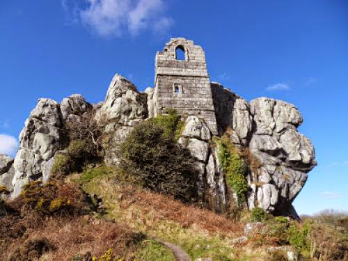 The Mystery Of The Cornish Roche Rock And Hermitage