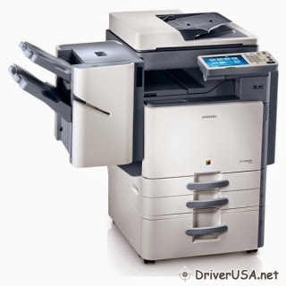 Download Samsung CLX-9252NA printer driver – set up instruction