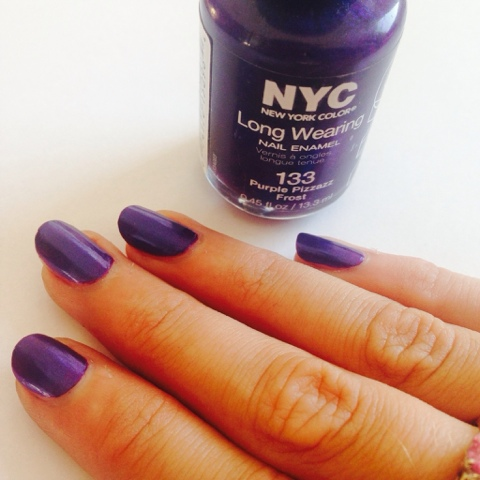 Manicure Monday with NYC