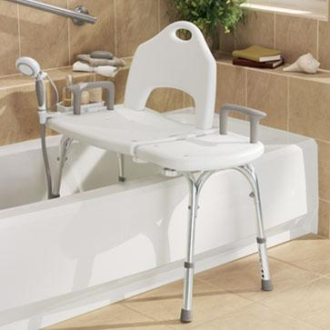 Interim healthcare of omaha bath safety products for Bathroom safety devices for seniors