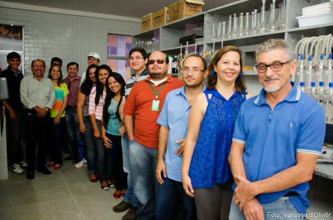 Mossoró: Ufersa está com novo laboratório de Bioquímica
