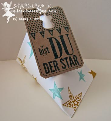 stampin up, inkspire_me 163, simply stars, heute ist dein tag, day of celebration, sour cream container, chalk talk
