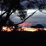 Sunset from Stringybark ridge (154951)