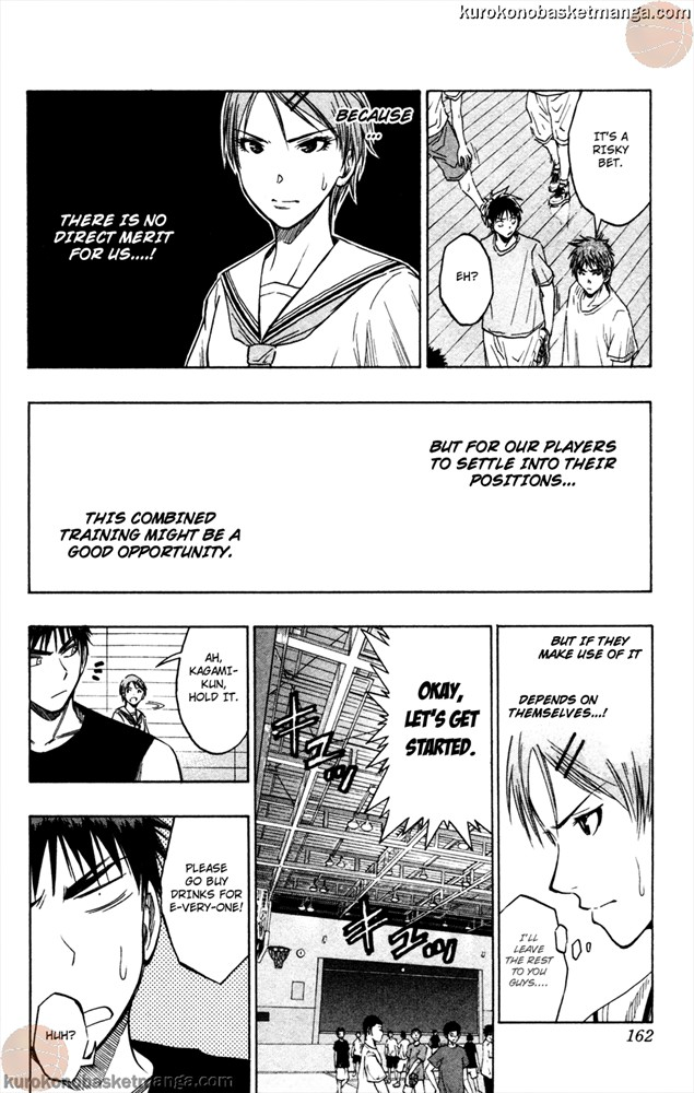 Kuroko no Basket Manga Chapter 60 - Image 12