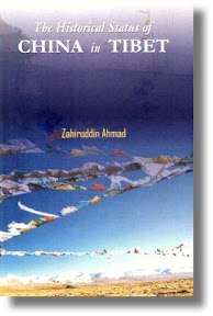 [Ahmad: The Historical Status of China in Tibet]