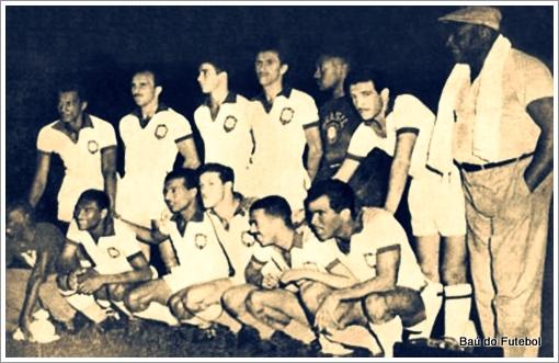 Brasil Campeão Sul-Americano de 1949