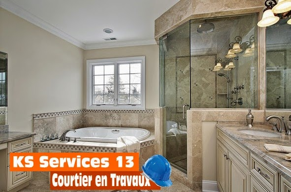 comment estimer prix travaux salle de bain sur cabannes devis travaux bouches du rh ne. Black Bedroom Furniture Sets. Home Design Ideas