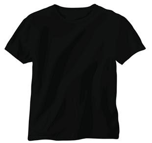 Baju Kaos Hop Pusber, kumpulan template desain baju kaos photoshop ...