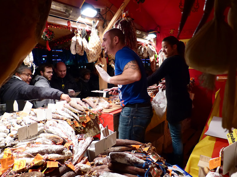 marché de Noel - Paris P1020128