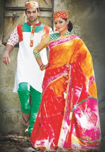 Color in cultural festival