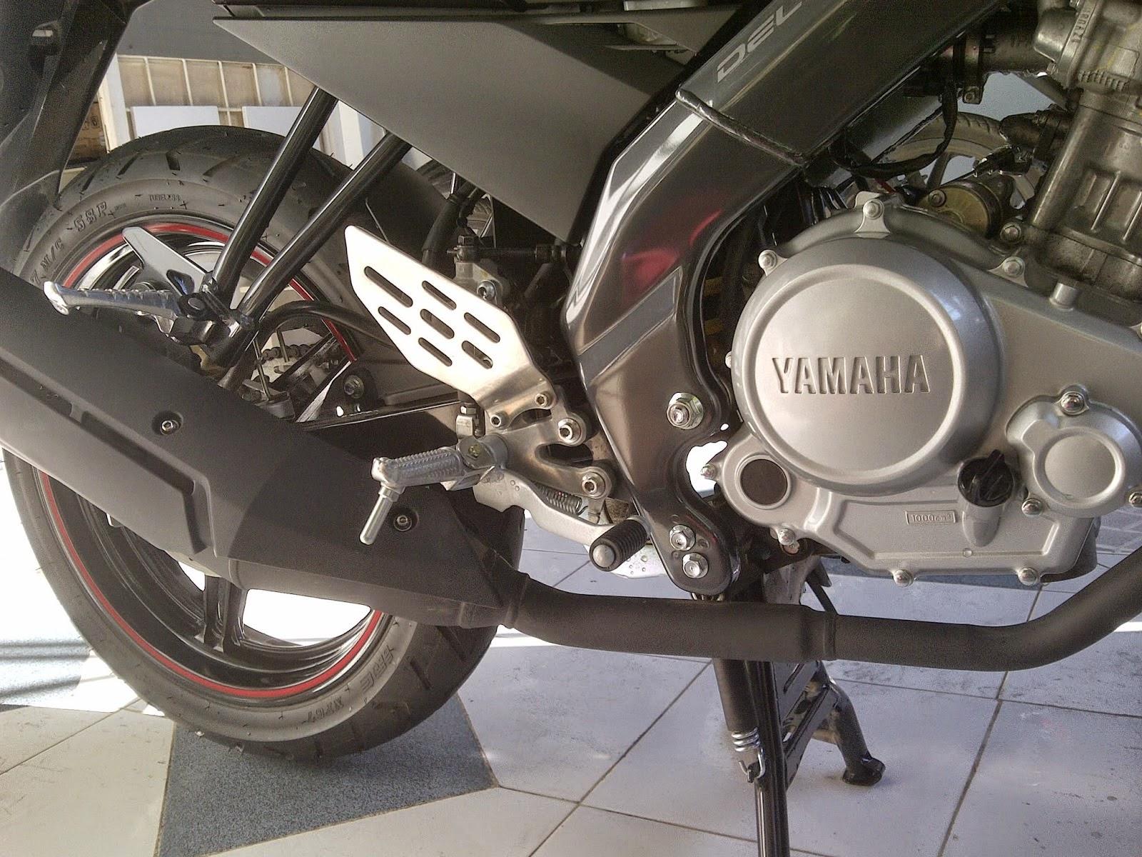 Foto Modifikasi Yamaha Vixion Ceper