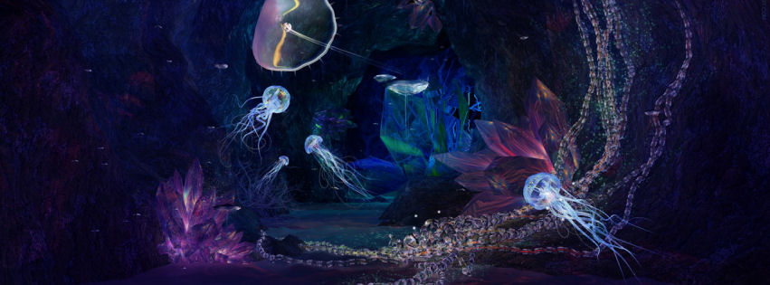 Deep jewels facebook cover