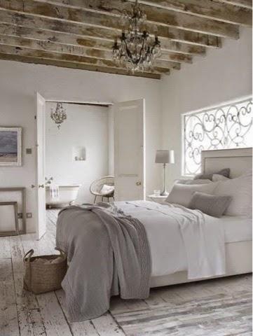 My Pinterest Home | The White Bedroom | Chelsea Loves