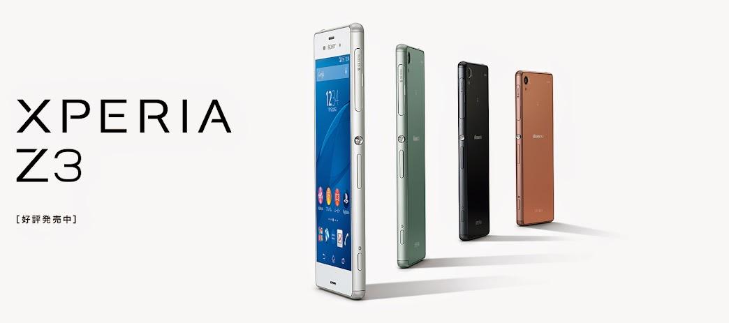 CSKN - Sony Xperia Z3 Docomo SO-01G: Đánh giá, Tư vấn, Có nên mua