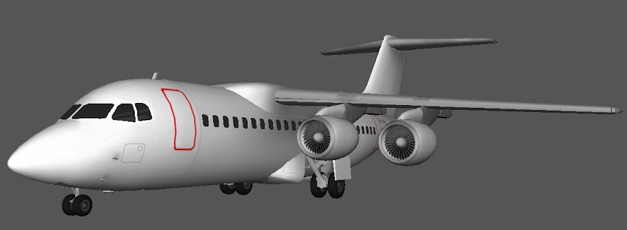 British Aerospace BAe-146 Series (100, 200 and RJ) Selection_032