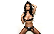 brunettes women models lace garter belt huge boobs jessica jane clement black lingerie 1920x1200 Wallpaper