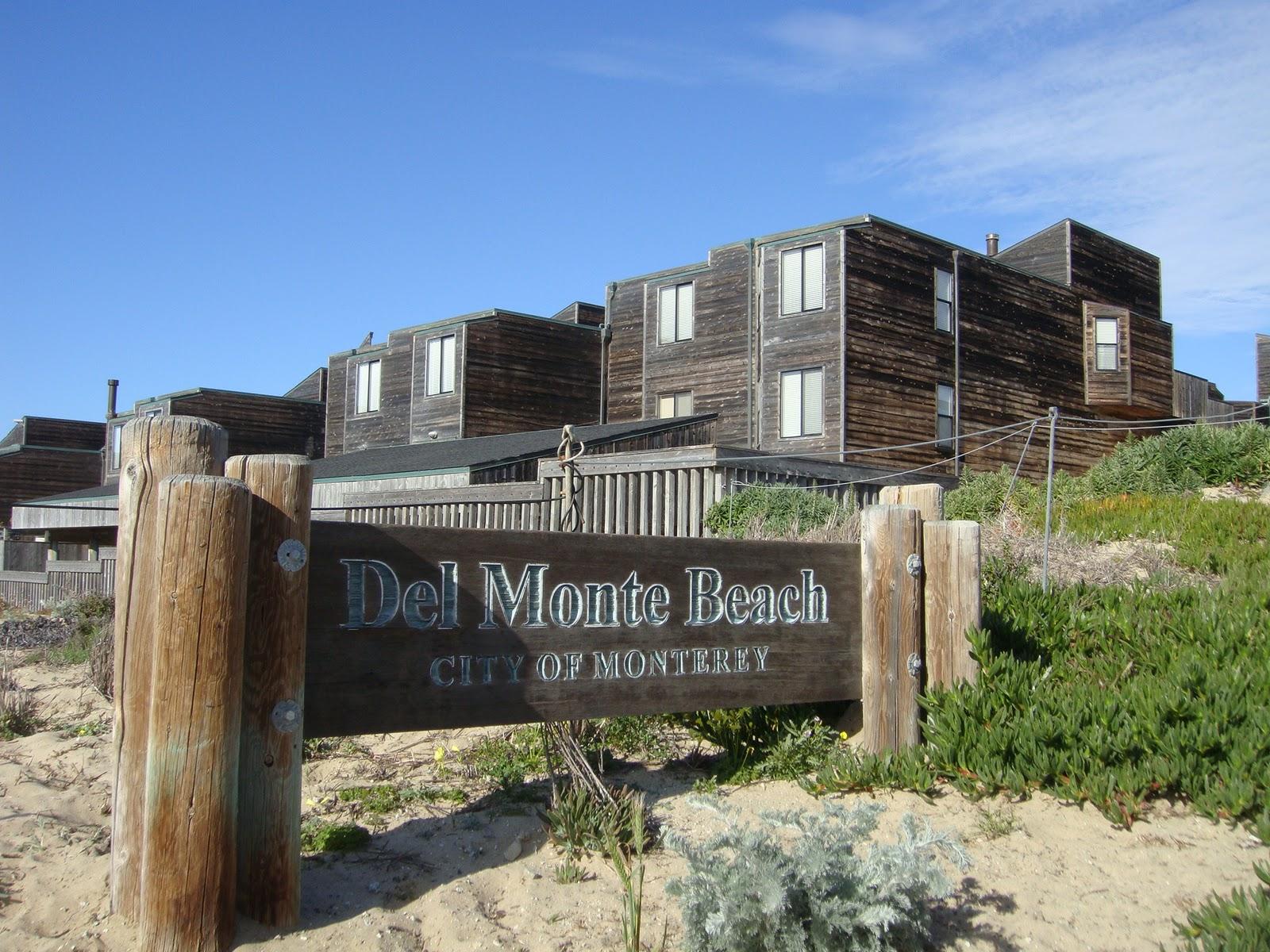 Del Monte Beach Monterey Ca