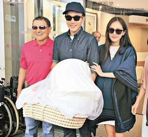 劉丹開心兒媳與孫女返港過新年。(資料圖片)