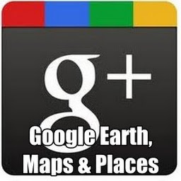 Google Earth, Maps & Places