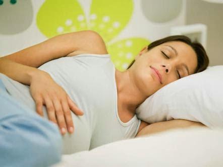 Tidur Nyenyak Saat Hamil 1