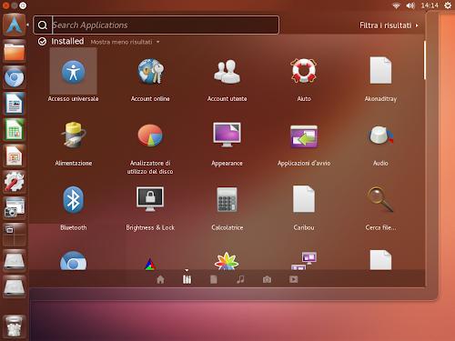 Unity su Arch Linux