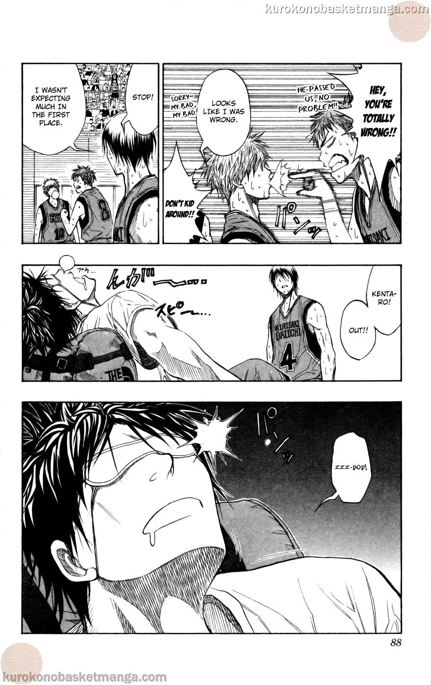 Kuroko no Basket Manga Chapter 104 - Image 02