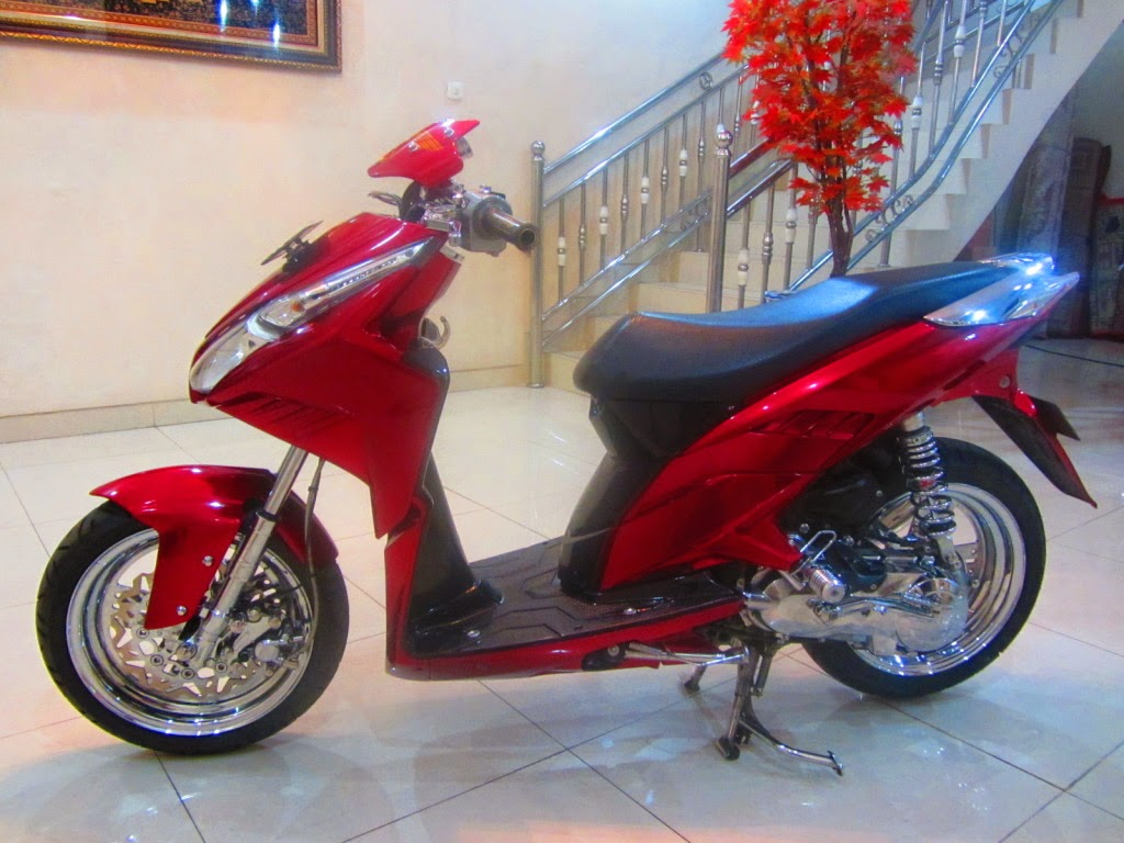 Vario Cbs Modifikasi Simple Thecitycyclist
