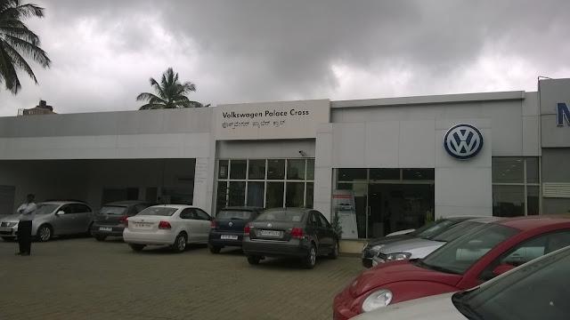Volkswagen Palace Cross Body Shop, Hesarghatta Main Road, Bhuvaneshwari Nagar, T. Dasarahalli, Bengaluru, Karnataka 560057, India