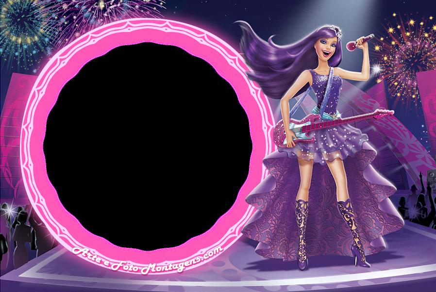 Barbie-Pop-Star