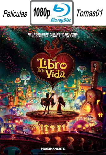 El Libro de la Vida (2014) BRRip 1080p