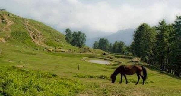 Bijli Mahadev to Naggar Trek