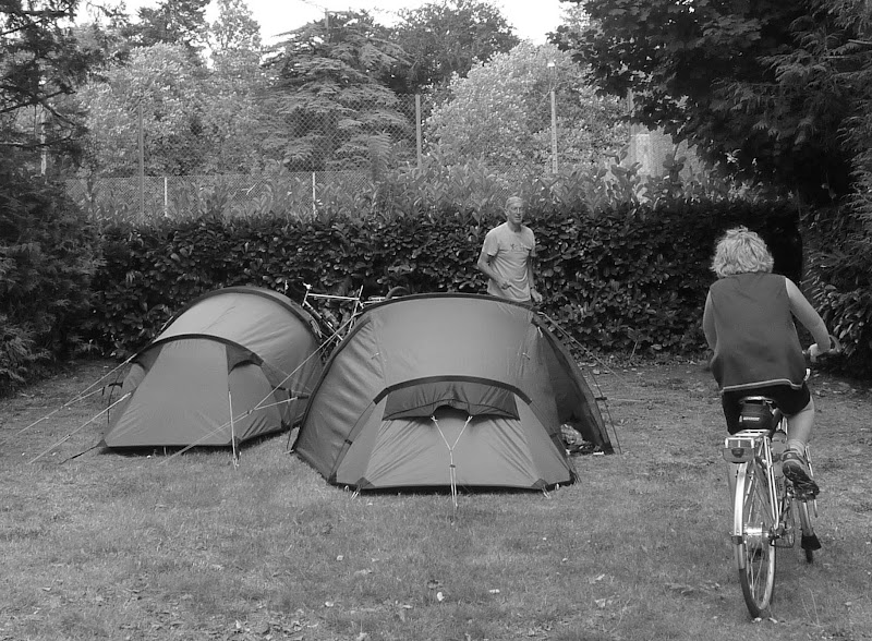Campsite Coulonges