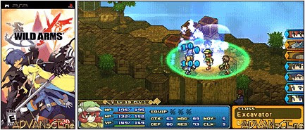 Wild Arms XF - USA PSP Download