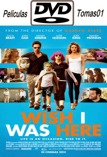 Ojalá estuviera aquí (2014) DVDRip