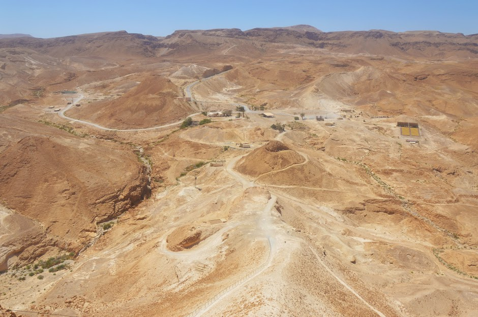 Negev woestijn Israël
