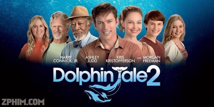 Ảnh trong phim Câu Chuyện Cá Heo 2 - Dolphin Tale 2 1
