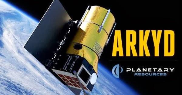 The Arkyd 100 Space Telescope