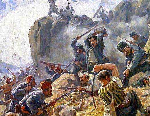 Болгары против османов