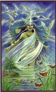 Xochiquetzal Aztec Goddess Of Women Image
