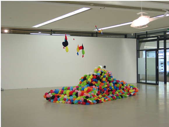 Balloon Tank Deflated by Idee Inges