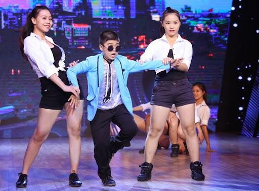 Chung kết Bước nhảy Hoàn vũ nhí 2014