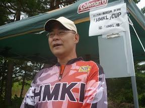 表彰式 冠「HMKL」様サポート 松坂選手挨拶3