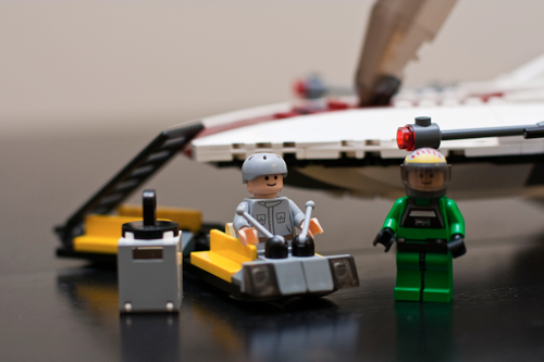 LEGO A-Wing Fighter