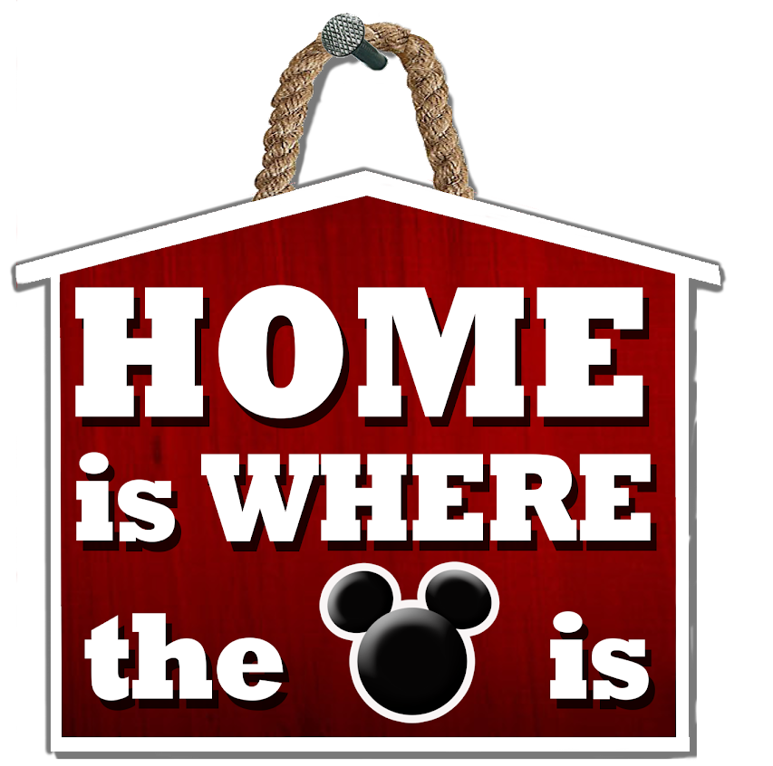 home is where the mouse is