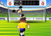لعبة بلنتيات كرة القدم لعبة ركلات الجزاء وركلات الترجيح