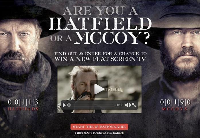 血仇 Hatfields & McCoy